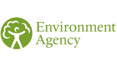 diques de control de la contaminación Water-Gate - logo  environment agency