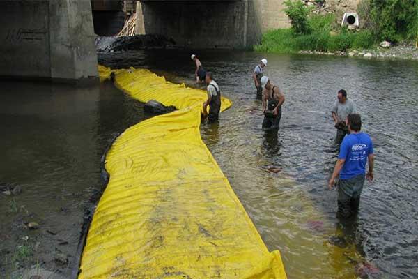 desviación río río cofferdam