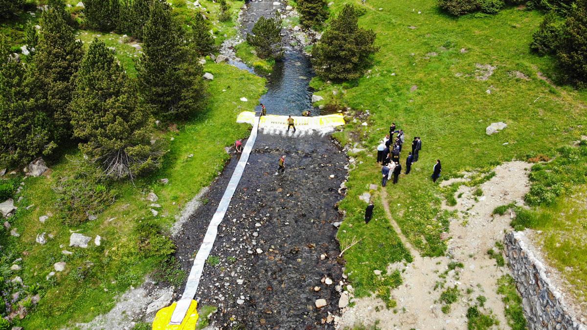 Barrage Anti Pollution WaterGate Lecornu Sebastien