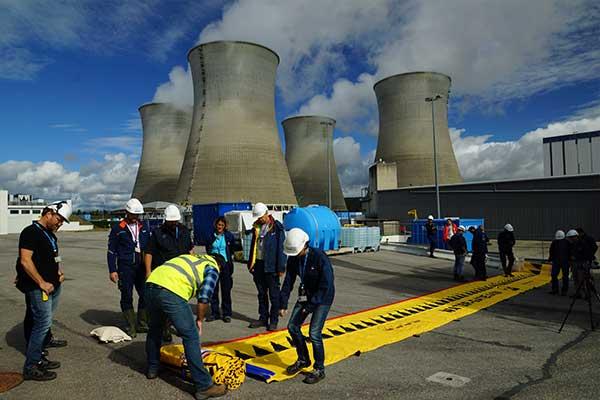 Protección contra inundaciones EDF WaterGate