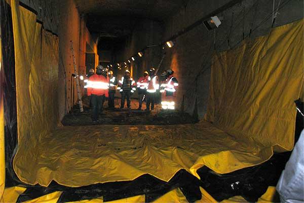 Protección contra inundaciones SNCF Paris 13